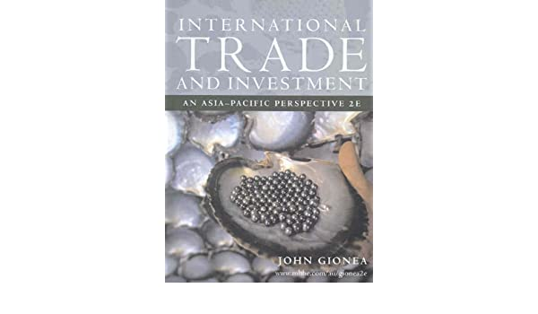 international trade and investment book