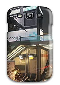 Awesome Call Of Duty: Advanced Warfare Flip Case With Fashion Design For Galaxy S3