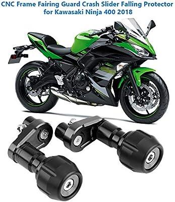 Amazon.com: Akozon - Protector de carenado para Kawasaki ...