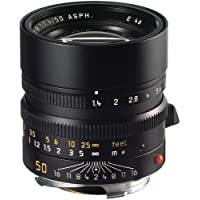 Leica 50mm f/1.4 Summilux-M Aspherical Manual Focus Lens (11891)