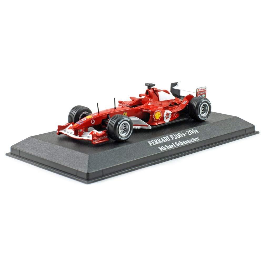 Schumacher 1:43 Scale Atlas JH02 Ferrari F2004-2004 M