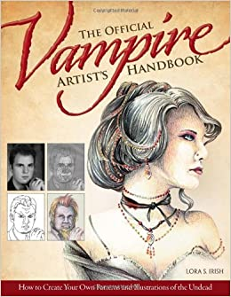 Book Official Vampire Artist's Handbook, The: How to Create Your Own Patterns and Illustrations of the Undead