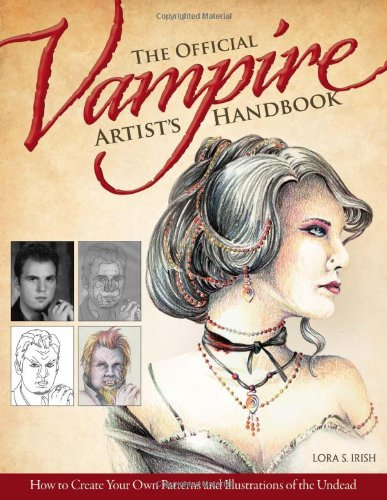 The Official Vampire Artist's Handbook