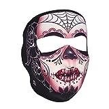 Zanheadgear WNFM082 Neoprene Full Face Mask, Sugar