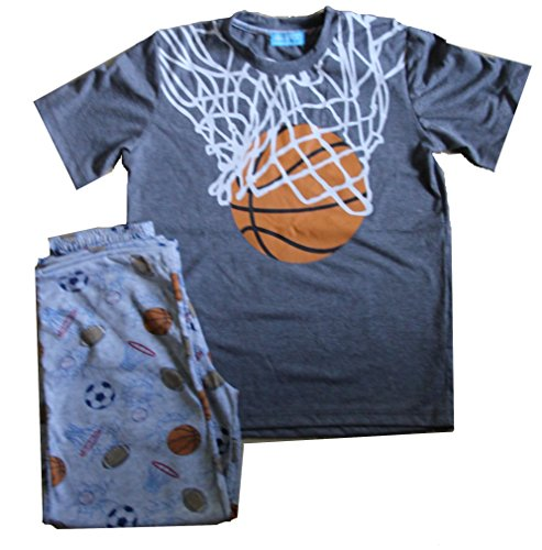 Amazon.com: Pajamas Boys Set Big BOY 2 Piece Sport by Tasidaben: Clothing