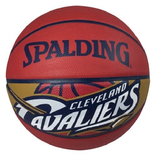 Cleveland Tour Series (Spalding NBA Cleveland Cavaliers Courtside Rubber Basketball)