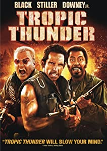 Cover Image for 'Tropic Thunder'