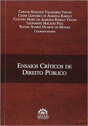 Ensaios Críticos de Direito Público