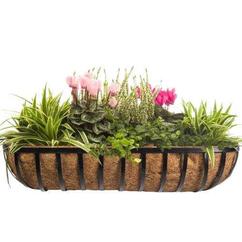 CobraCo HTR36 B 36 Inch English Planter product image