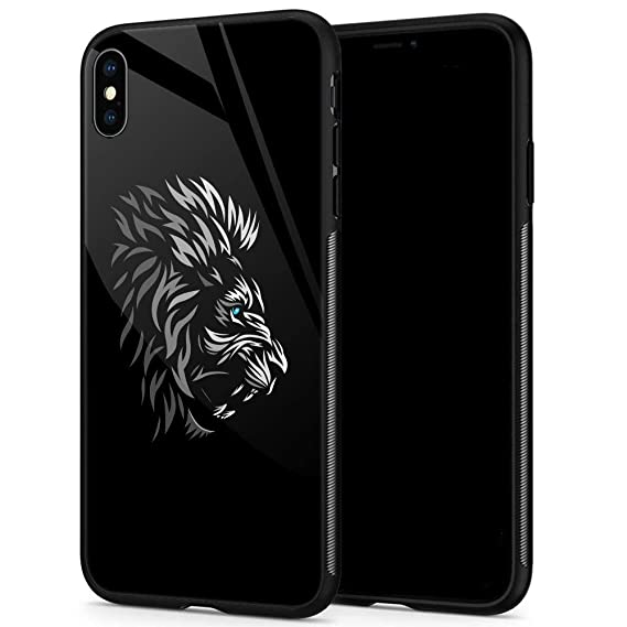 iphone xs max case lion