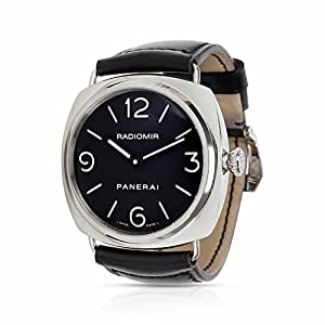 Panerai Radiomir mechanical-hand-wind mens Watch PAM00210 (Certified Pre-owned)