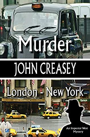 book cover of Murder, London - New York