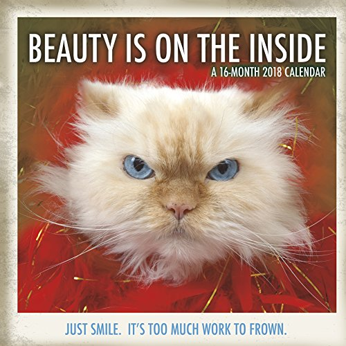 Beauty is on the Inside 2018 Wall Calendar
