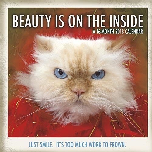 Beauty is on the Inside 2018 Wall Calendar