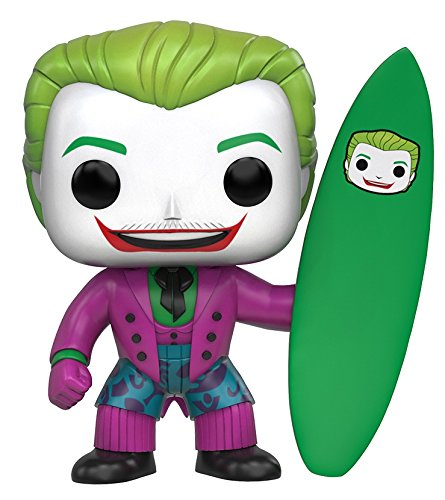 Funko POP Heroes Surfs Figure product image