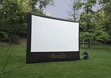 Projection screens for home