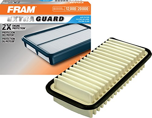 FRAM CA9115 Extra Guard Rigid Rectangular Panel Air Filter