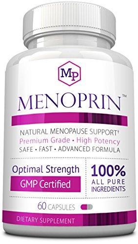 Menoprin Menopause Symptoms Moodswings Insomnia