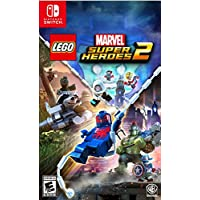 Deals on LEGO Marvel Superheroes 2 Nintendo Switch