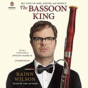 The Bassoon King Hörbuch