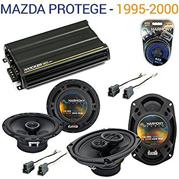 Mazda Protege 1995-2000 Factory Speaker Replacement Harmony R65 R69 Package