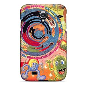 Perfect Hard Phone Cases For Samsung Galaxy S4 (yTe13739quSC) Customized Lifelike Red Hot Chili Peppers Pattern