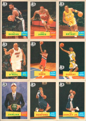 2007 2008 Topps Rookie Card - 9