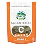 OXBOW Natural Science Vitamin C Supplement, 60 Count