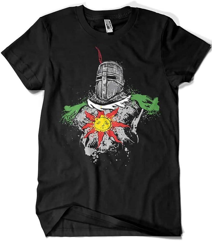 Camisetas La Colmena, 2030-Dark Souls - Praise The Sun (Dr.Monekers)
