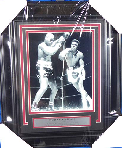 - Muhammad Ali Unsigned Framed 8x10 Photo Stock #138063