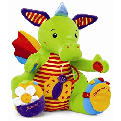 Tolo Toys Sneezy the Activity Dragon: Toys & Games