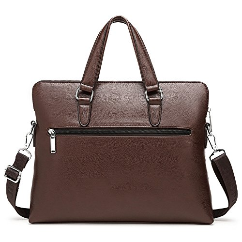 Shoulder Handbags Bags Handbags Zgjq Men Fashion Birthday Laptop Brown1 Messenger Bags Gifts For afI5RAq