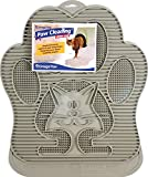 Omega Paw Paw-Cleaning Litter Mat - Tan
