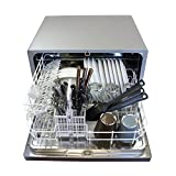 Countertop Dishwasher Premium Portable Stainless