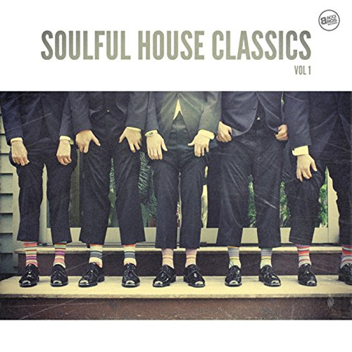 Soulful house classics vol 1 by various artists on for Classic house volume 1
