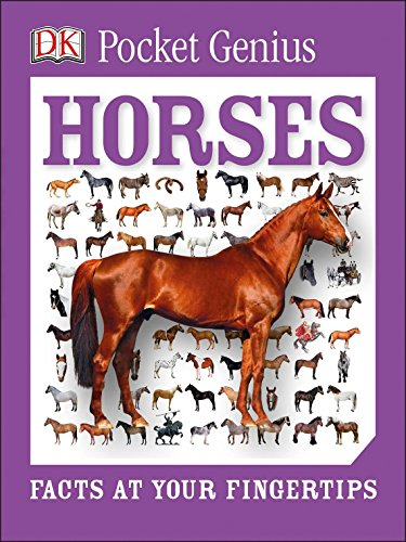 Pocket Genius: Horses: Facts at Your Fingertips ()