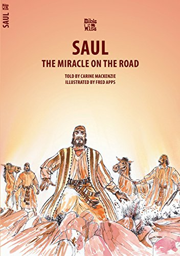 Saul: The Miracle on the Road (Bible Wise)
