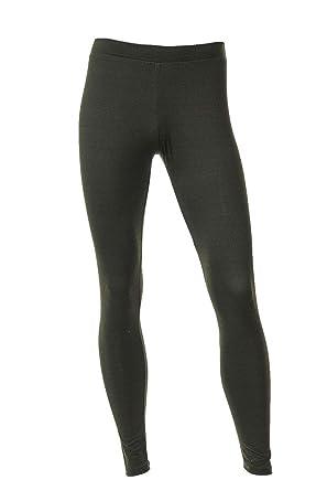 4971c0b041 Neovic Mens Athleisure Ultra Soft Knit Yoga Pants Base Layer Casual Solid  Leggings - Dark Olive