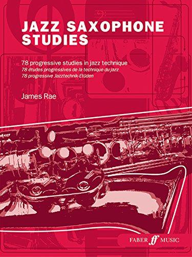 Jazz Saxophone Studies (Faber Edition)
