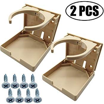 Khaki Camco 44042 Adjustable Drink Holder