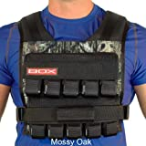 50 Lb. BOX Crossfit Weightvest (Mossy Oak)