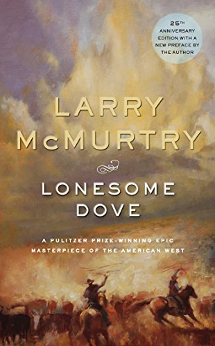 Lonesome Dove: A Novel by [McMurtry, Larry]