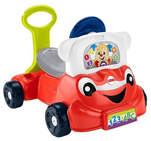 Fisher-Price Laugh & Learn 3-in-1 Smart Car ()