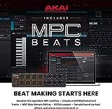 AKAI Professional LPD8 - USB MIDI Controller with 8