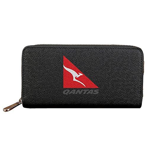 qantas-airline-logo-kangaroo-wallet-for-men-women-black-credit-card-wallet-481