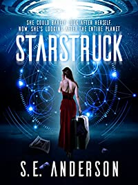Starstruck by S.E. Anderson ebook deal