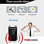 CFPacrobaticS-Antifurto-Impermeabile-Keyless-Allarme-Smart-Bluetooth-Lock-Bike-Moto-Lucchetto-Porta-Sicurezza-Sicurezza-Domestica-Armadietto-per-Bagagli-Armadietto