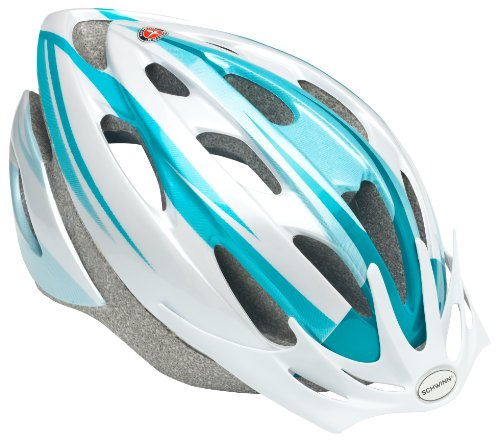 Schwinn Women's Thrasher Helmet, Light Blue