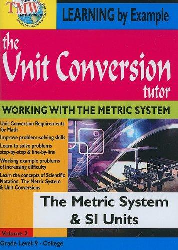 Unit Conversion Tutor - 5