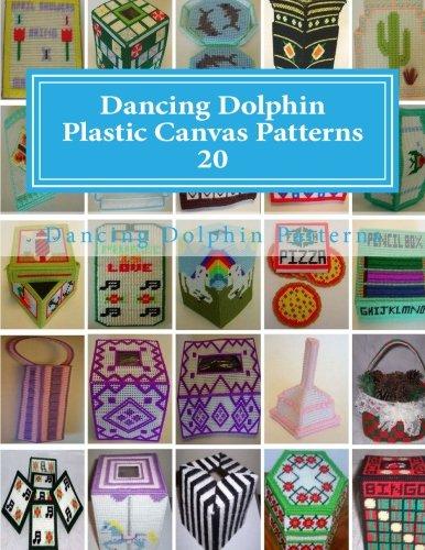 Download Dancing Dolphin Plastic Canvas Patterns 20: DancingDolphinPatterns.com (Volume 20) PDF
